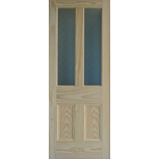 Promotion - Gothic etch glass door